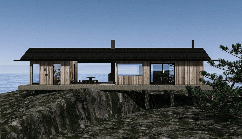Project Ö - two designers in a desert island