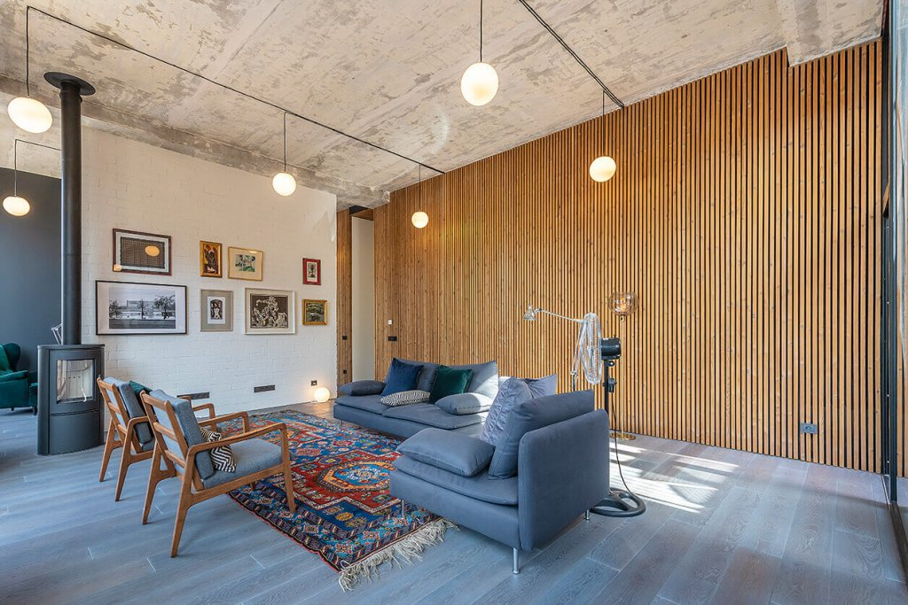 Vilnus-private-apartment-Lunawood-Thermowood interior