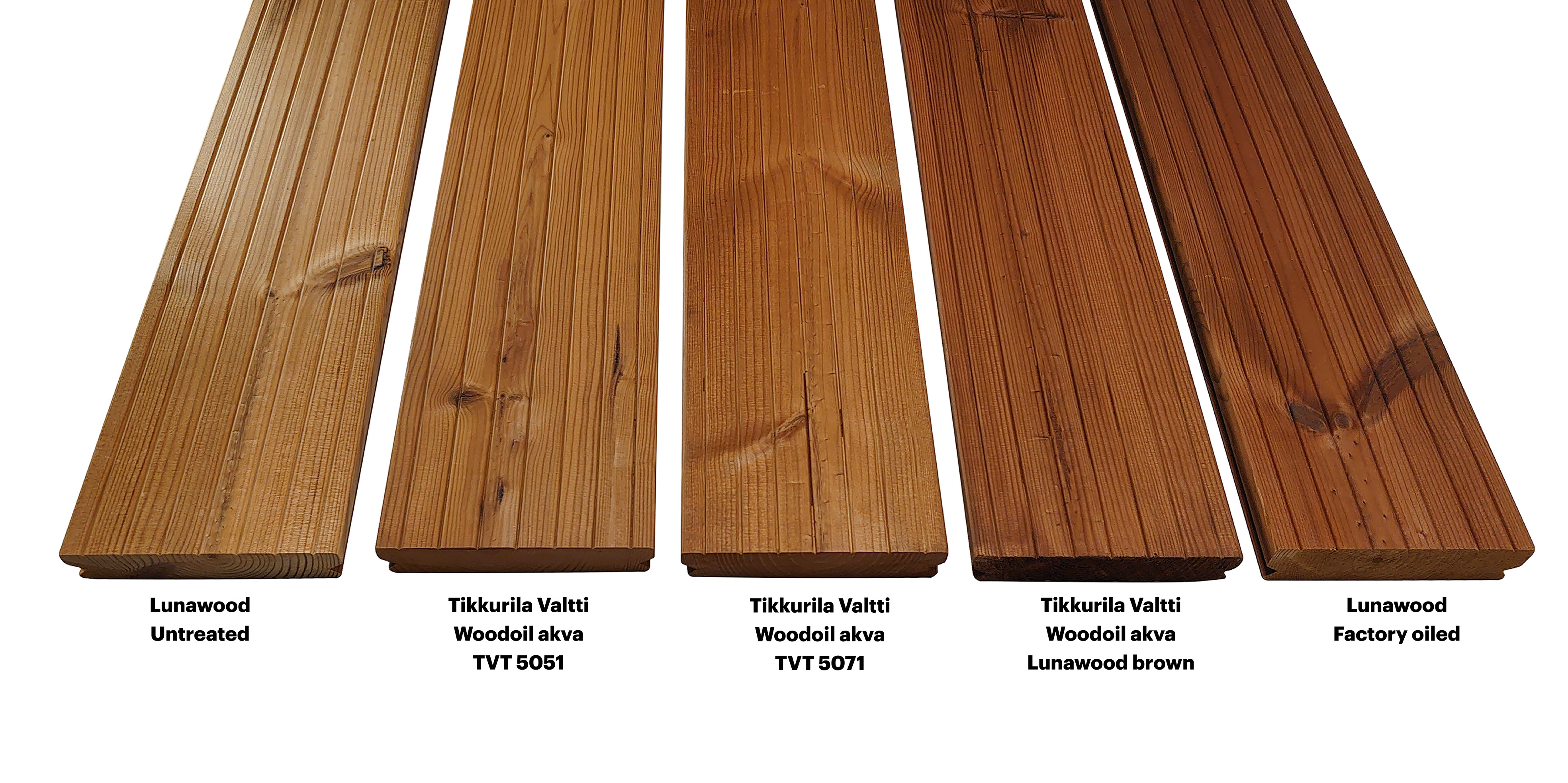 Lunawood Thermowood Decking Maintenance And Care Lunawood